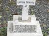 Ladysmith Garden of Remembrance Grave Lt Marsden & Forster KRR at Farqhars Farm 1899