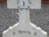 Ladysmith Garden of Remembrance Grave Trooper BH Lawson 1900 Border Mounted Rifles