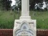 Ladysmith Garden of Remembrance Grave Wiiliam Craighead Smith Natal Carbineers 1899. (2)