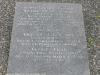 Ladysmith Garden of Remembrance Graves Capt.Cubbins Trooper  Ellis and  Pte George Langhnan