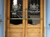 Ladysmith Royal Hotel entrance