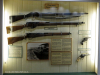 Ladysmith Siege Museum exhibition weapons (2)