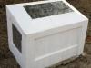Platrand Wagon Hill restoration plaque