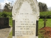 Lidgetton Cemetery Grave Edith Mitchell- Innes 1912