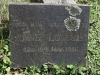 Lidgetton St Mathews Church Cemetery Grave  Anne Louise