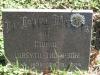 Lidgetton St Mathews Church Cemetery Grave Dorrie Thompson