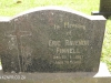 Lidgetton St Mathews Church Cemetery Grave Eric Pinnell