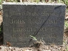 Lidgetton St Mathews Church Cemetery Grave  John Lidgett M.P.C. 1944 (2)
