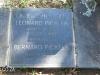Lidgetton St Mathews Church Cemetery Grave Leonard & Bernard Pickles