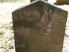 Lidgetton St Mathews Church Cemetery Grave Lynda Raw
