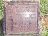 Lidgetton St Mathews Church Cemetery Grave  Mary Fannin 1932