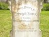 Lidgetton St Mathews Church Cemetery Grave Meredyth Fannin 1912
