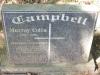 Lidgetton St Mathews Church Cemetery Grave  Murray Colin campbell