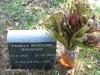 Lidgetton St Mathews Church Cemetery Grave  Pamela Henwood