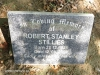 Lidgetton St Mathews Church Cemetery Grave  Robert Stillies
