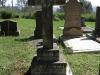 Lidgetton St Mathews Church Cemetery Grave  Rupert frederick Woodhams