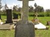 Lidgetton St Mathews Church Cemetery Grave  William Hamilton