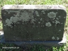 Lidgetton St Mathews Church Cemetery Grave  unreadable