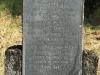 Lions Bush Farm Cemetery grave Duncan mcKenzie 1900 & Margaret 1906 (Pioneer family)