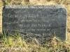 Lions Bush Farm Cemetery grave George Palframan