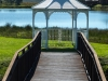 Lions River - St Ives gazebo and deck (1)