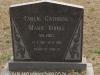 Grave Emilie Rohrs