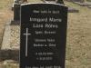 Grave Irmgard Rorhs