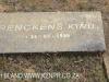 Grave Renkens Kind 1939