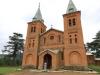 Lourdes Church front facade  (1)