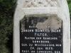 Luneburg Lutheran Church Cemetery - S27 - 18.867' E 30 - 37 (13)