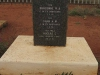 Intombi Spruit Monument - Boer War - Sgt Maj. C Rogers - Troopers AM Shaw & W Buncomne