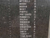 Intombi Spruit Monument - Soldiers name plaques (1)