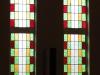 Louwsburg - N.G. Kerk - Stain glass windows (1)