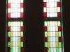 Louwsburg - N.G. Kerk - Stain glass windows (2)