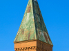 Maria Linden - Church exterior spire (2)