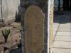 St Wendolins Mission gate post