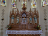 Mariazell - church interior and murals (1)