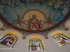 Mariazell - church interior and murals (3).