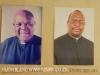 Marrianhill fathers -  Ngidi & Sibanda