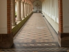 Marrianhill - the campanile square and corridors (5)