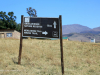 Ongeluksnek - Nature reserve
