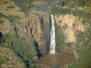 Howick,Howick Falls and Midmar Dam - from the Air