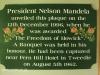 Midmar Fern Hill Hotel Nelson Mandela visit 1996 Freedom of Howick (3)