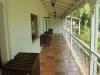 Midmar Fern Hill Hotel verandah