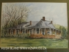 Mount Ashley painting of homestead. (1)