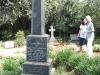Tweedie Hall Cemetery grave Eliza Morton  1963. (2)