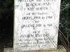 Tweedie Hall Cemetery grave Walter & Euphie Blackhurst (nee Morton). (2)