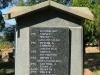 Dundee Cemetery  Boer War Memorial 1899 to 1902 (4)