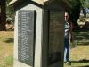Dundee Cemetery  Boer War Memorial 1899 to 1902 (9)
