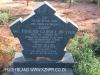 Geluksburg Cemetery Graves - Corporal Barend gabriel Bester 1979